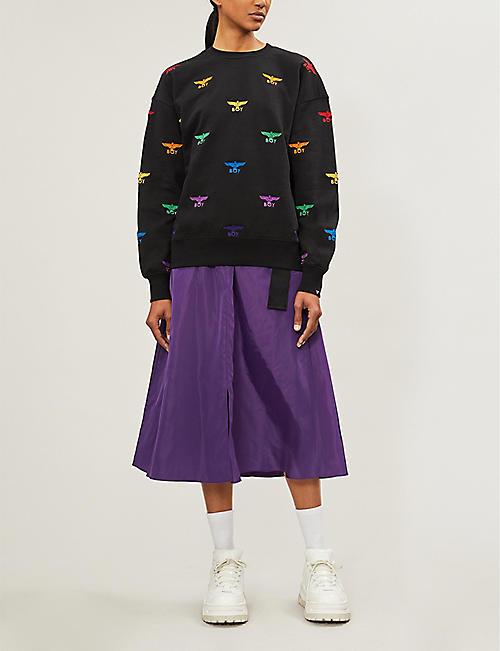 BOY LONDON Clothing Womens Selfridges | Shop Online
