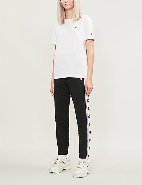 CHAMPION Branded shell jogging bottoms