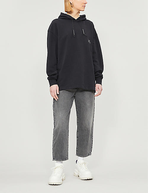 A-COLD-WALL Oversized cotton-jersey hoody
