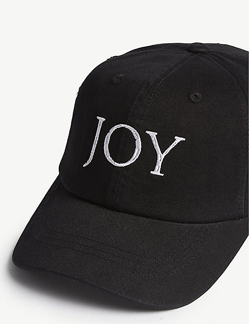 MISBHV Joy cotton strapback cap