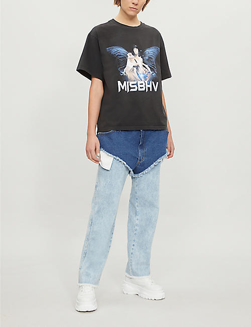 MISBHV The Dream cotton-jersey T-shirt