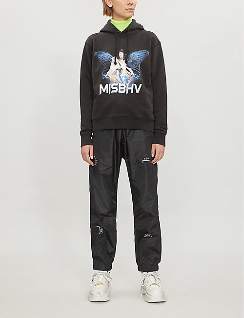MISBHV The Dream cotton-jersey hoody