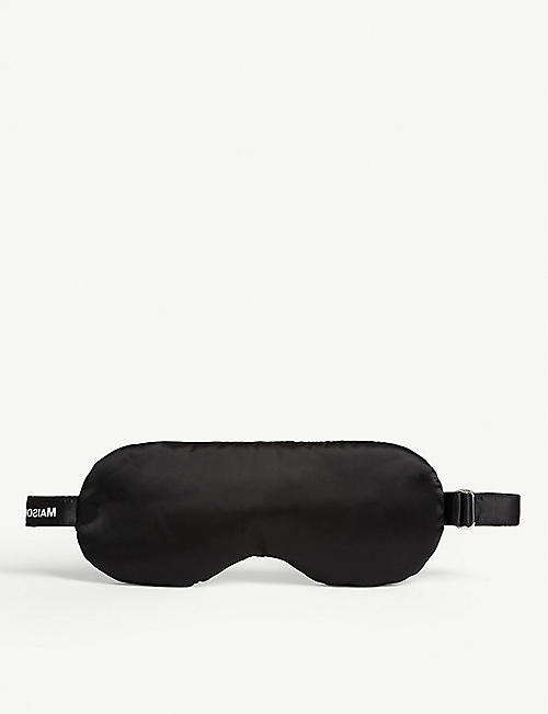 MM6 MAISON MARGIELA MM6 Eye mask silk crossbody bag