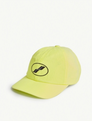 WE11 DONE Logo baseball cap