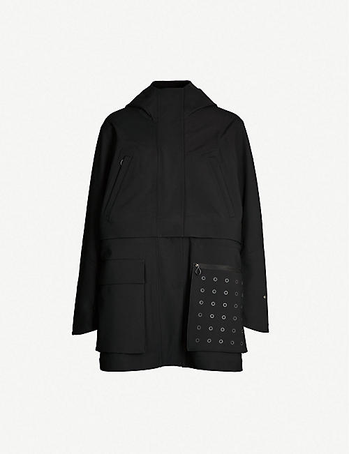 39a7346da2 NIKE Detachable-panel scuba jacket