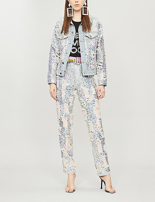 951fcacb Denim jackets - Denim - Clothing - Womens - Selfridges | Shop Online