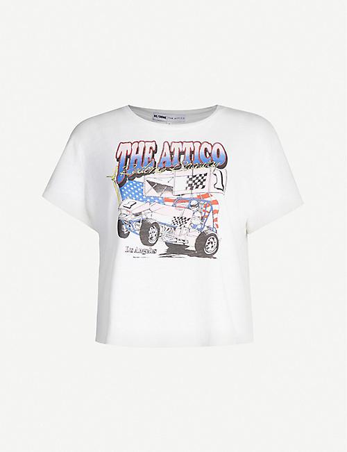 4ac72dd4 T-shirts - T-shirts & Vests - Tops - Clothing - Womens - Selfridges ...