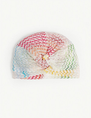 MISSONI Zig zag hair wrap