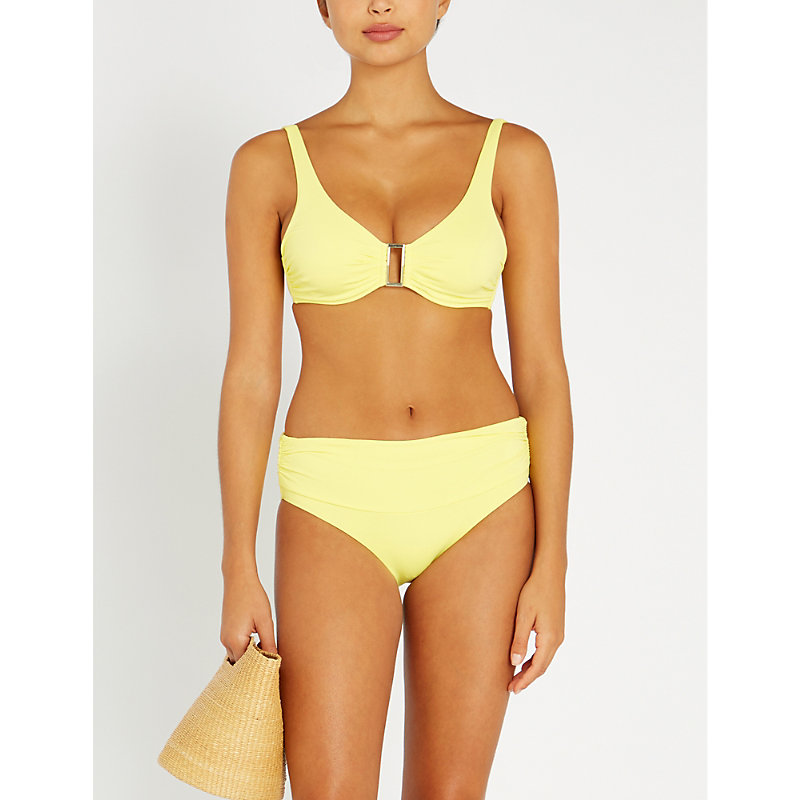 Melissa Odabash Tops BEL AIR UNDERWIRED BIKINI TOP