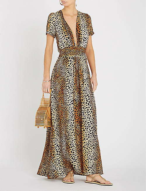 MELISSA ODABASH Lou maxi dress