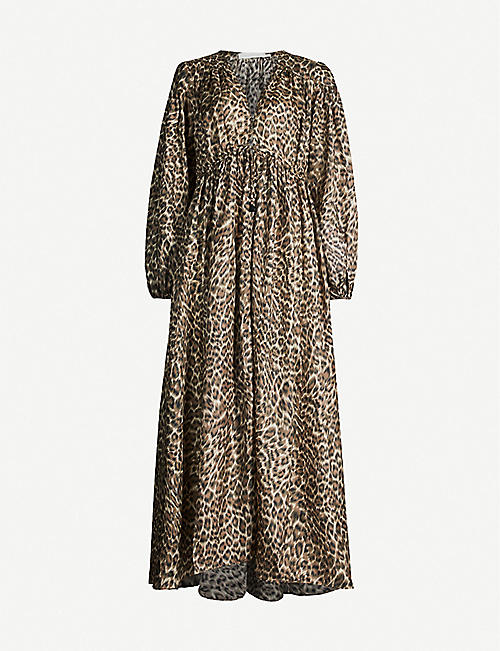 ZIMMERMANN Verity silk dress