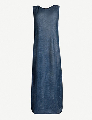 JETS BY JESSIKA ALLEN Mirage woven maxi dress
