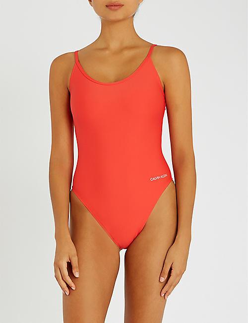 f5a72e379a CALVIN KLEIN - Swimsuits - Swimwear   beachwear - Clothing - Womens ...