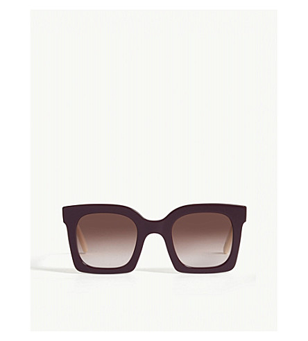 a1dfd295912 PRISM - Seattle square-frame sunglasses