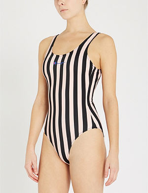 3fbbf42c55971 CHAMPION - Cross-over straps swimsuit