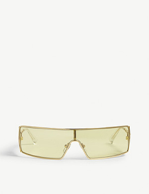 LE SPECS The Luxx wrap-around sunglasses