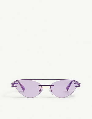 LE SPECS The Coupe cat-eye sunglasses