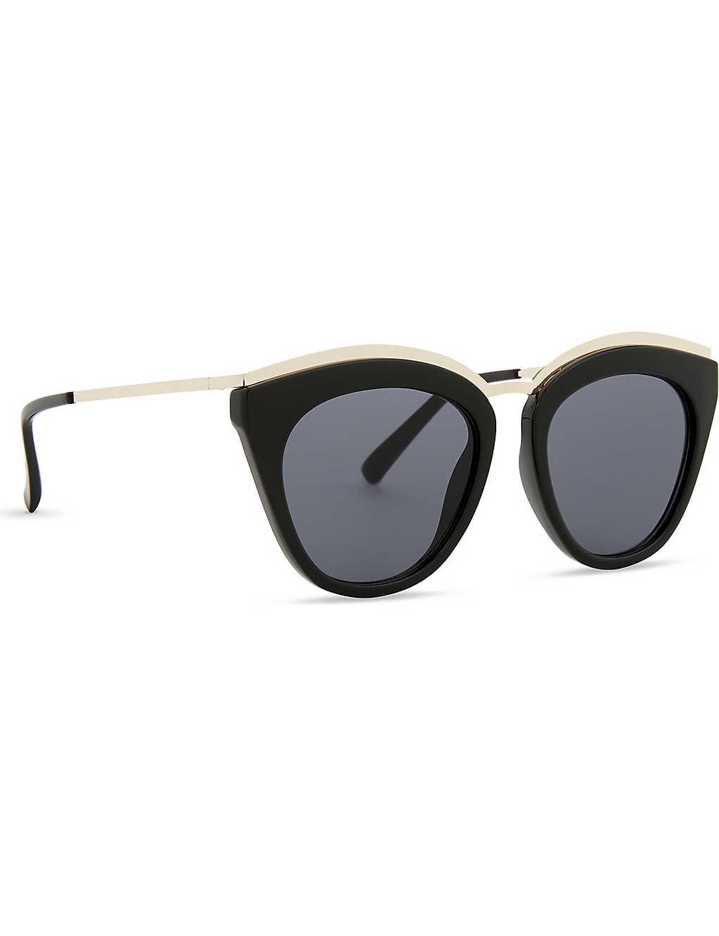 f1fd36ed74860 LE SPECS - Eye slay cat-eye sunglasses