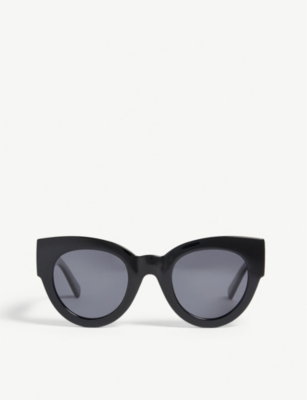 LE SPECS Matriarch cat-eye-frame sunglasses