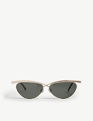 LE SPECS Teleport Ya cat-eye frame sunglasses