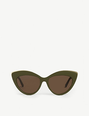 LE SPECS Beautiful Stranger cat-eye-frame sunglasses