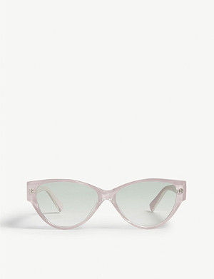 LE SPECS Eureeka cat-eye-frame sunglasses