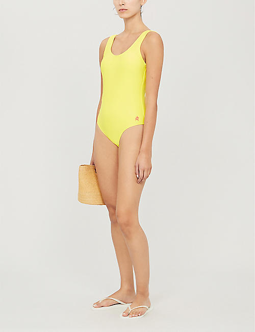 PERFECT MOMENT Scoop-neck swimsuit