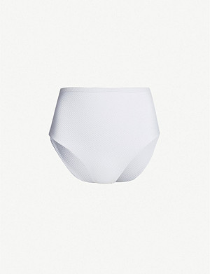 ASCENO High-rise bikini bottoms