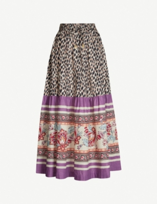 TIGERLILY Elena cotton skirt