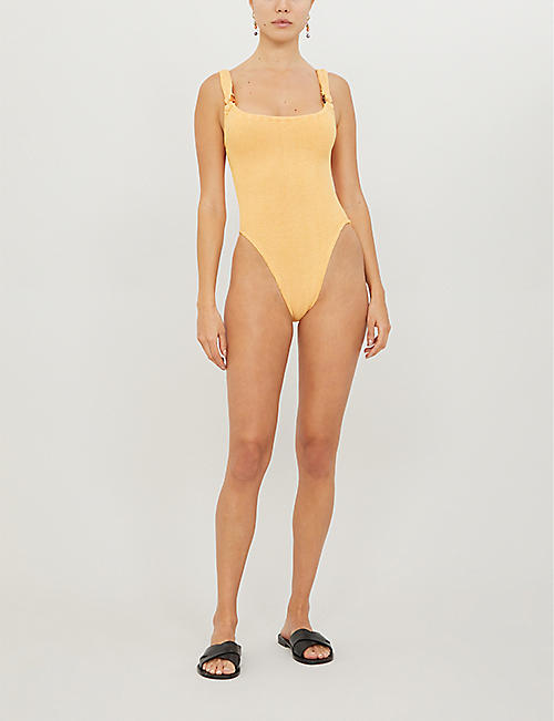 HUNZA G Domino swimsuit