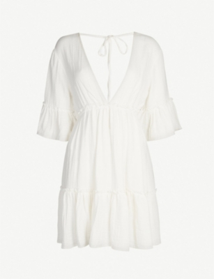 BILLABONG X SINCERELY JULES Lovers Wish cotton dress