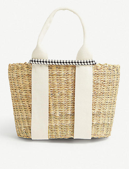 MUUN Mini Caba basket bag