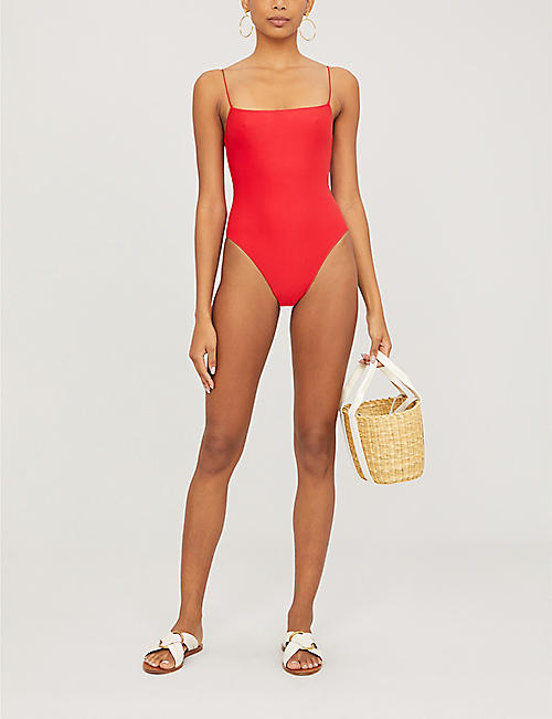 TROPIC OF C The C high-cut swimsuit