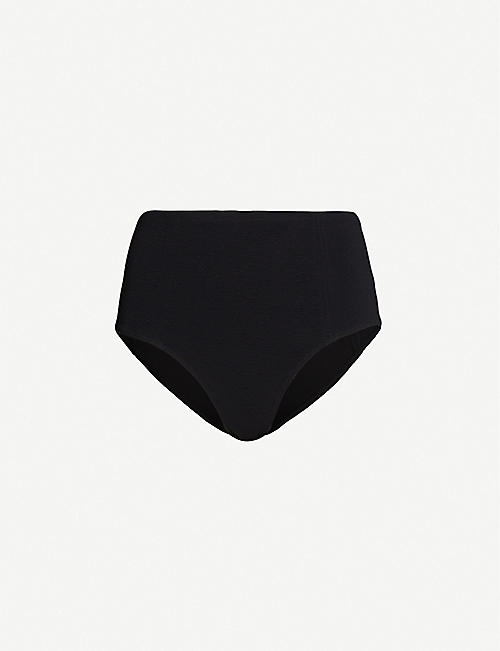 TROPIC OF C South Pacific high-rise bikini bottoms
