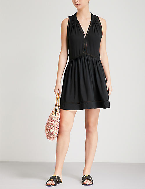 SEAFOLLY Laddered woven dress