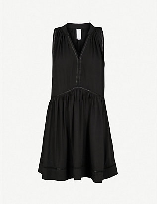 SEAFOLLY: Laddered woven dress