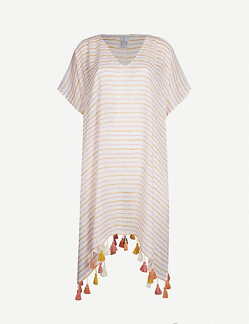 Sincere Girls Flamingo Dress 12-13 Tammy Girl Orange/pink Kids' Clothing, Shoes & Accs Dresses