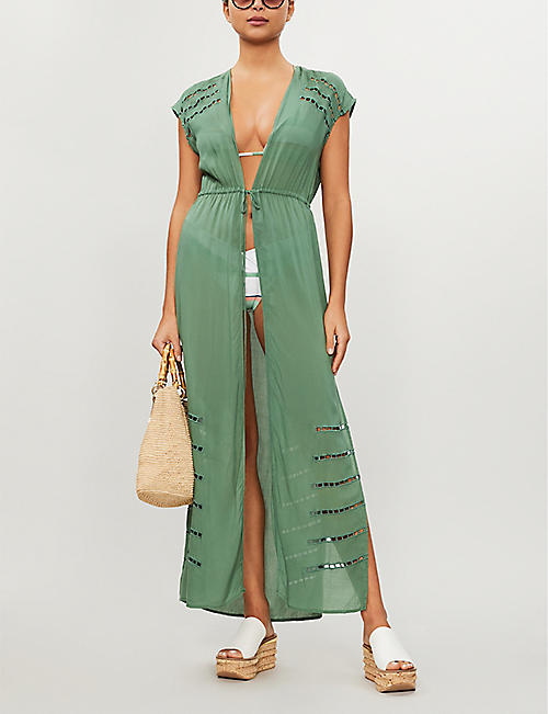 f01979a011ce Kaftans   Cover ups - Beachwear - Swimwear   beachwear - Clothing ...