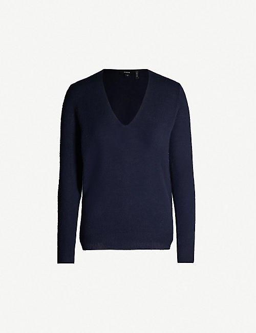 90d9fdf1e1 THEORY - Knitwear - Clothing - Womens - Selfridges | Shop Online