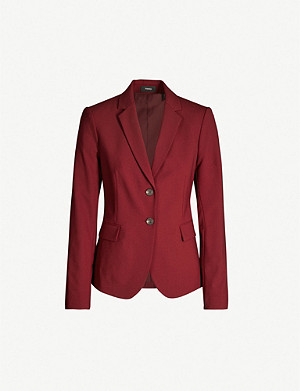 THEORY Carissa stretch-wool jacket