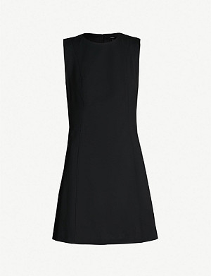THEORY Helaina stretch-wool dress