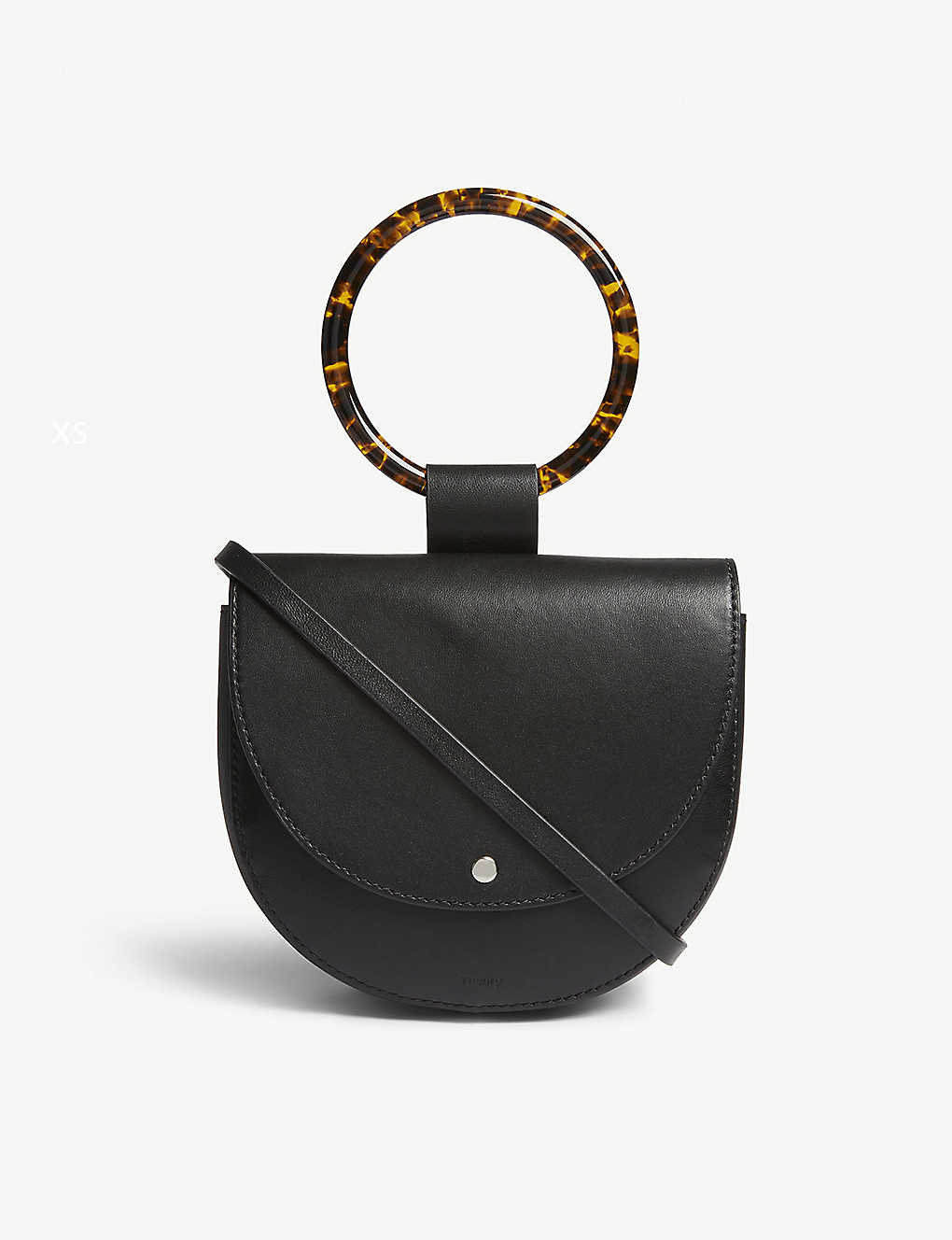 ca2feb00253 THEORY - Whitney leather shoulder bag | Selfridges.com