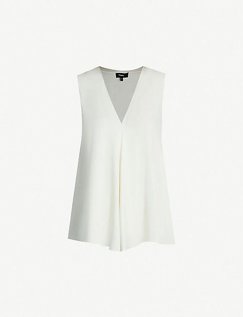 c6f7ac0b9c120b THEORY - Tops - Clothing - Womens - Selfridges