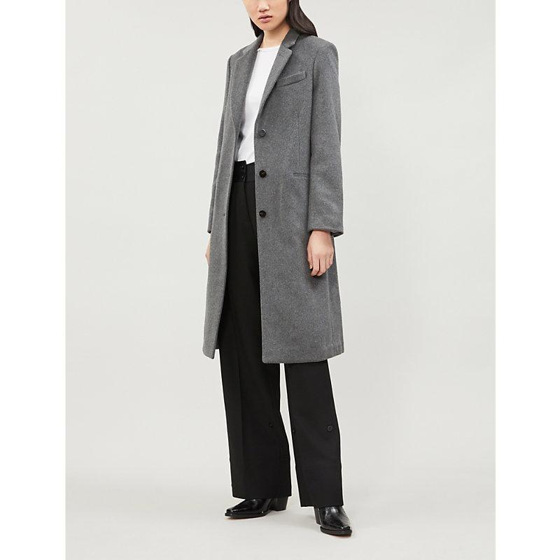 Theory Coats CLASSIC CASHMERE COAT