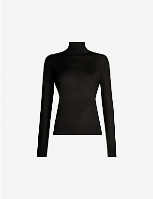 THEORY: Regal wool-blend jumper