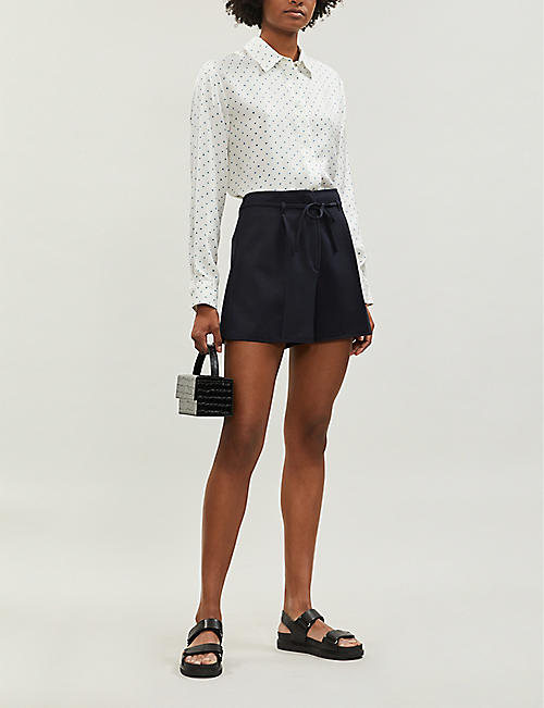 0ee002d1762 THEORY - Tops - Clothing - Womens - Selfridges | Shop Online