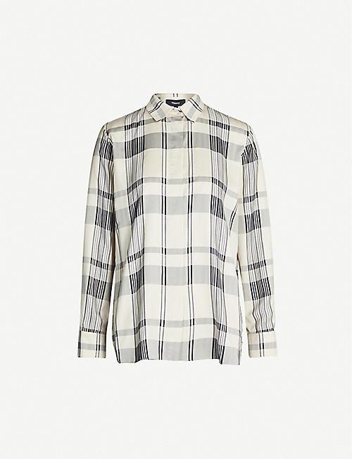 1c112adb Shirts & blouses - Tops - Clothing - Womens - Selfridges   Shop Online