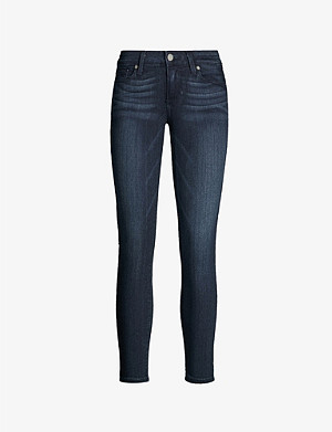 PAIGE Verdugo ultra-skinny cropped mid-rise jeans
