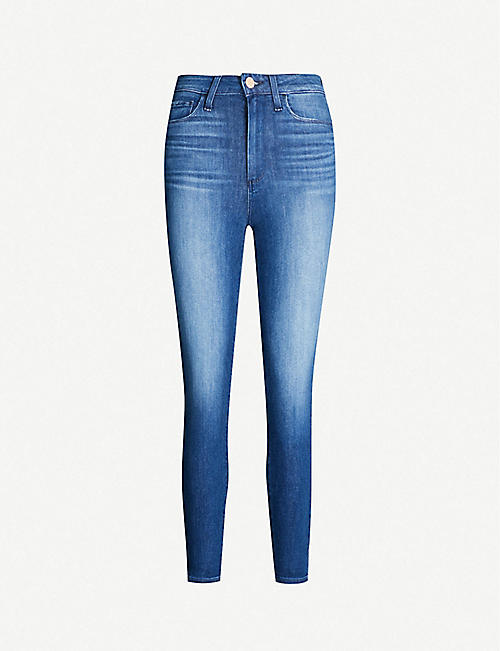 bc17ef60c58 PAIGE Margot super-high rise cropped jeans