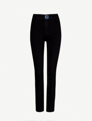 PAIGE Margot high-rise skinny jeans